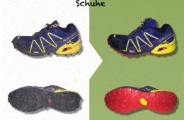 Schuhreparatur (Salomon)